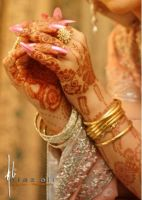Bridal Hands - 1 by niazali