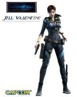 RE Revelations Final Jill HD by Therealmrox2