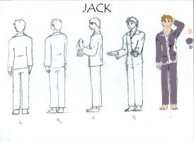Jack - First Draft by KratosAurionIV