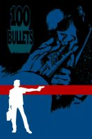 100 Bullets 51 cover by Devilpig