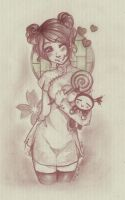 Another Pucca by My-Michelle