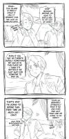USUK comic: while stranding on the island they... by kaguya-lamperouge