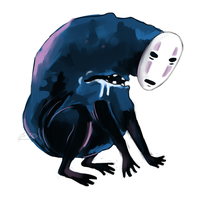 No-Face by as-obu
