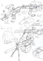 UC weapons 1 by TugoDoomER