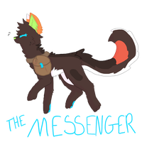 The Messenger by AnamayCat