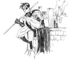 Tim Drake by jessemunoz