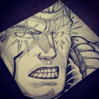 Cable Post-it by SlyAguilar