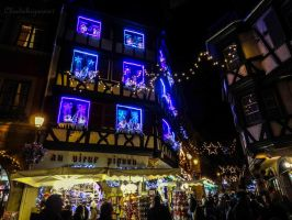 Oy oy oy merry Xmas - Colmar, France by Cloudwhisperer67