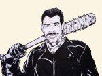 Negan by Optimus8404