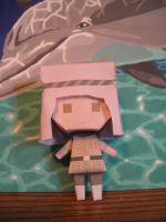 Egypt Papercraft by DuckHunter111