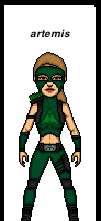 Young Justice Artemis by the-collector-13