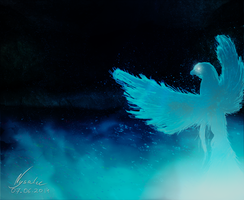 Water phoenix (2v.) by Nysalee
