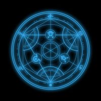 Transmutation Circle by Xiena