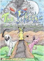Pikachu Chronicles Cover Gift by ARVEN92