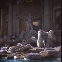 Caesar's Palace Fountain by psychotic-cheshire