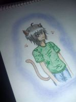 Neko Boy by EternalArtGirl740