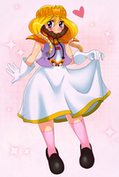 Princess Kenny by ss2sonic