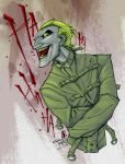 Joker: Laughing Mad by dnmn89