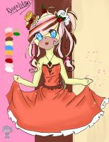 .:Ice Cream:. Neopolitan Adopt CLOSED by Icefire1200