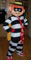 Hamburglar Costume 1 by IsabellaPrice