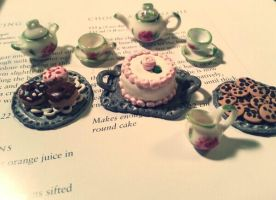 tiny tea party by dreamylittlethings