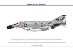 F-4B USA VF-143 1 by WS-Clave