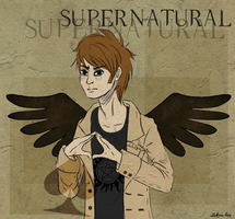 Fandomstuck: Supernatural by Laknea