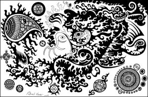 Mayan Prophecy by Fractalvision