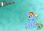 Dashie Wallpaper by Inuyashafan001