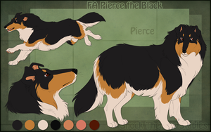 STS Dog - Pierce by ShockTherapyStables