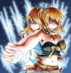 Lucy and Gemini by Silvy-Silvy