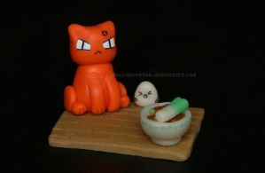 Kyo Fruits Basket Figurine xx by RawrRufus