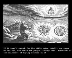 UFOS on the Bible by hope-is-overrated