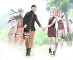 NaruSaku version XD by Mayuthedemon