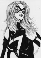 ms marvel by darkartistdomain