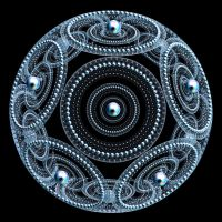 Spherical Mandala by Capstoned