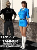 Campus Capers featuring Crissy Tanner by finister