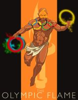 REMAKE The Olympic Flame by PaulSizer
