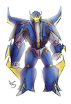 Dreadwing by Arsevere