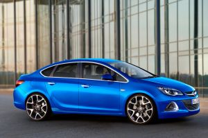 Opel Astra Sedan OPC by Antoine51