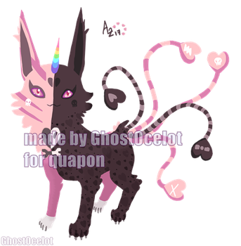 Trade: Quapon by GhostOcelot
