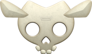 OOT Skull Mask by BLUEamnesiac