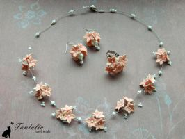 Set Peach tenderness by Tantalia