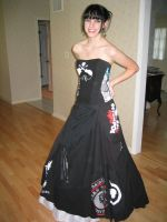 Prom Dress by Alice0fSpades