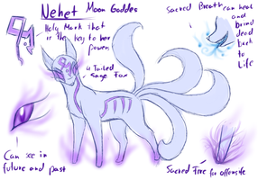 Nehet ref by CrispyCh0colate