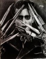 Scissorhands by NefyRicher