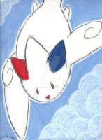 Art-Trade: Togekiss by SparkzofHope