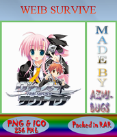 Weib Survive - Anime icon by azmi-bugs