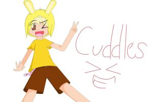 CUDDLES!!!!!!!!!!!!!!! by awesomeanime966