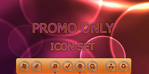 Promo Only - Dock Icon Set by Del11boy